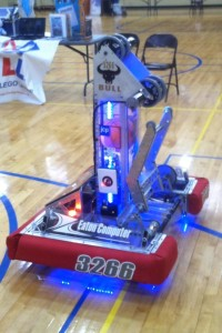 Robot 2012 Bull