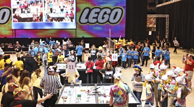 2017 FLL Ohio State Championship Webcast